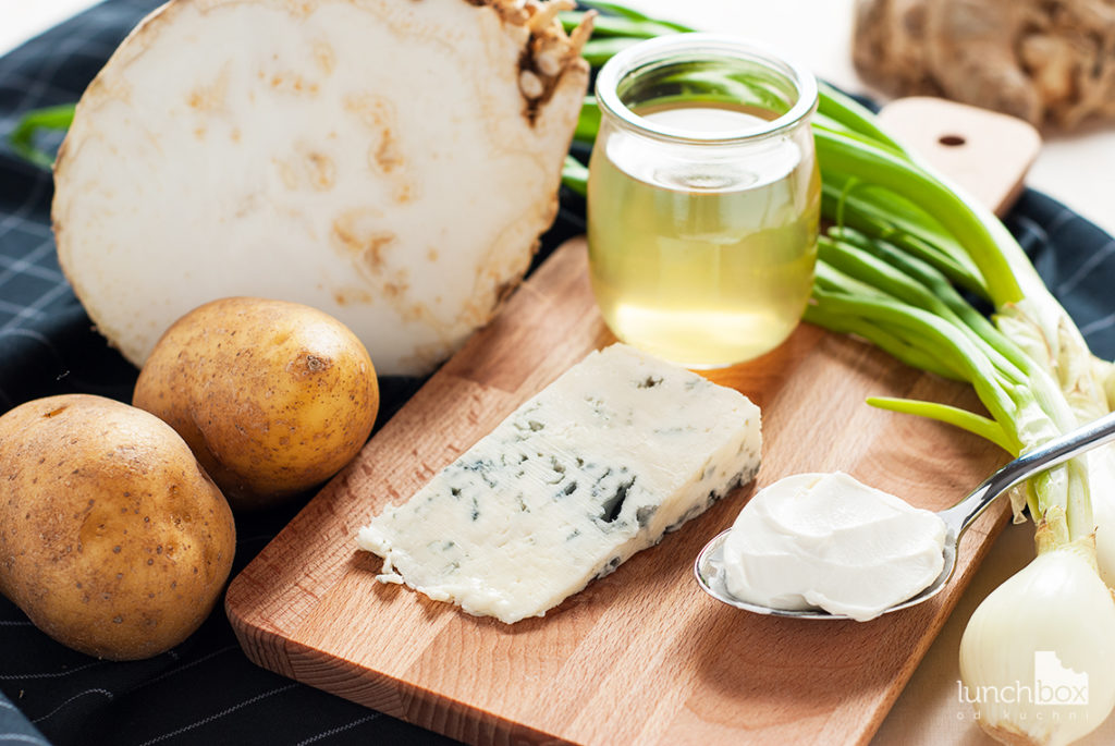Krem z selera - produkty | lunchboxodkuchni.pl