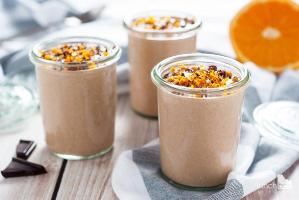 Pudding czekoladowo-pomarańczowy | lunchboxodkuchni.pl